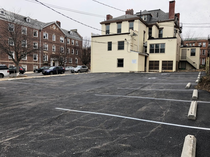 parking lot from rear horizontal